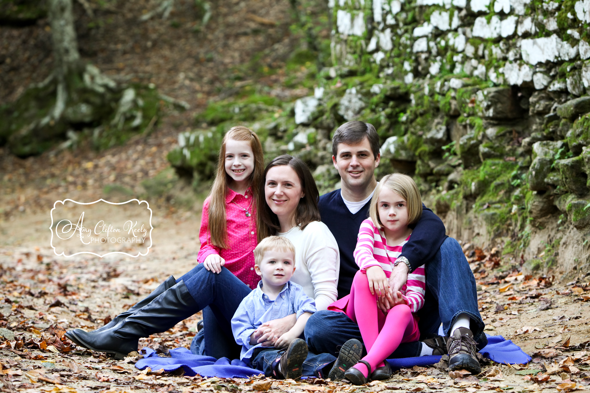 Poinsett Bridge Greenville SC Family Portraits Amy Clifton Keely Photography 03