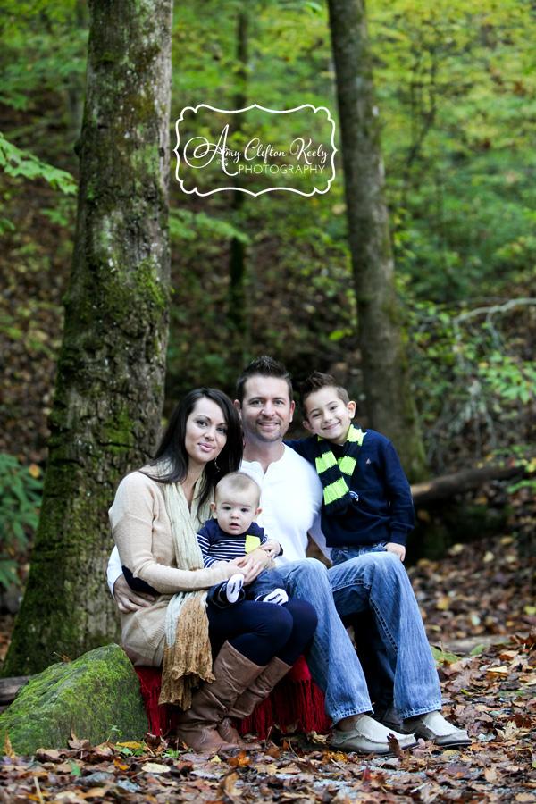Poinsett Bridge Greenville SC Baby Family Portrait Photography Amy Clifton Keely 01