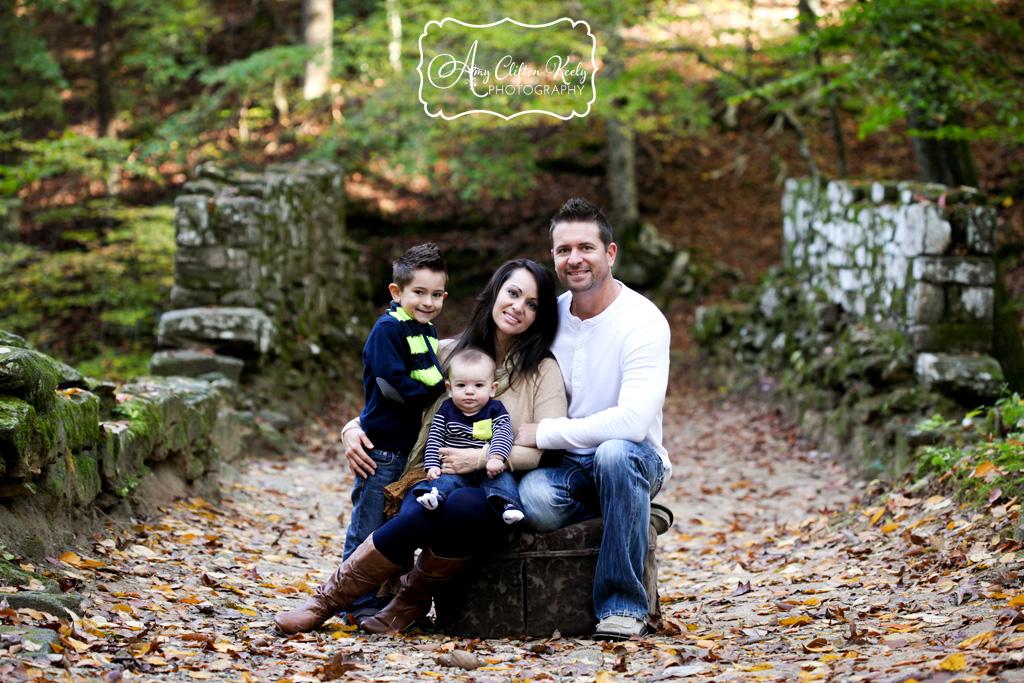 Poinsett Bridge Greenville SC Baby Family Portrait Photography Amy Clifton Keely 03