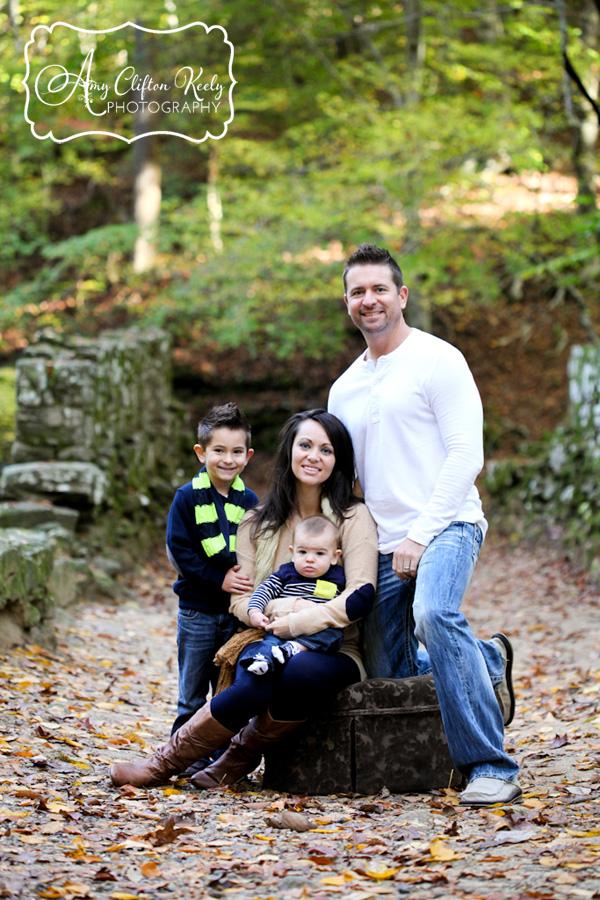 Poinsett Bridge Greenville SC Baby Family Portrait Photography Amy Clifton Keely 09