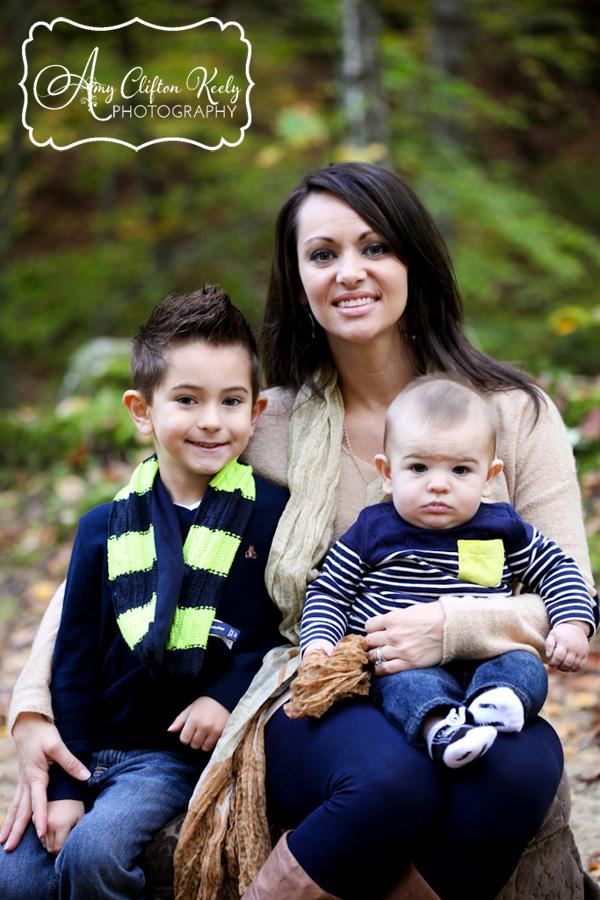 Poinsett Bridge Greenville SC Baby Family Portrait Photography Amy Clifton Keely 10