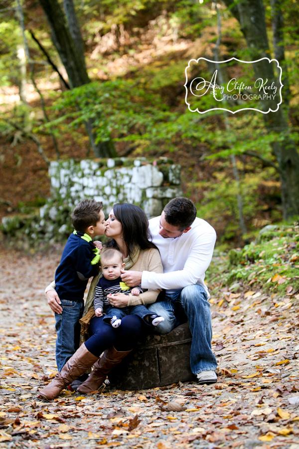 Poinsett Bridge Greenville SC Baby Family Portrait Photography Amy Clifton Keely 15