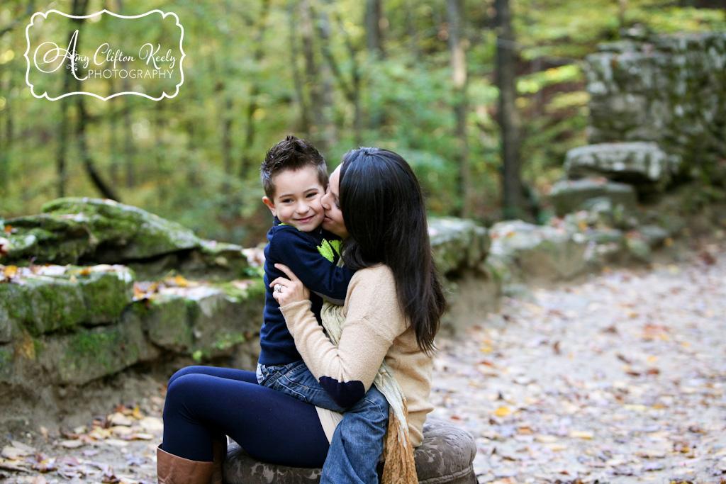 Poinsett Bridge Greenville SC Baby Family Portrait Photography Amy Clifton Keely 16