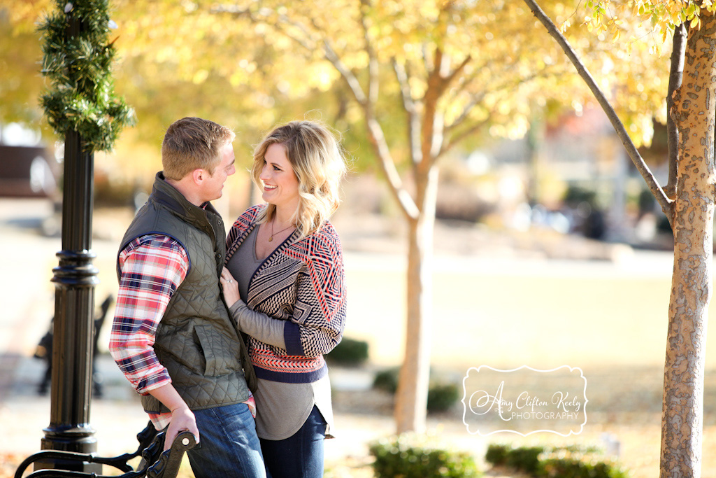 Greer_City_Park_Fall_Leaves_Couple_Portraits_Love_Poodle_Amy_Clifton_Keely_Photography_Greenville_SC 03