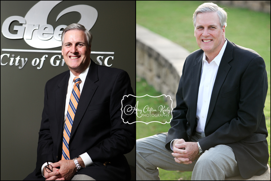 City_of_Greer_Mayor_Rick_Danner_Corporate_Head_Shots_Amy_Clifton_Keely_Photography